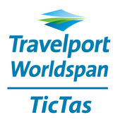 Worldspan Booking App icon