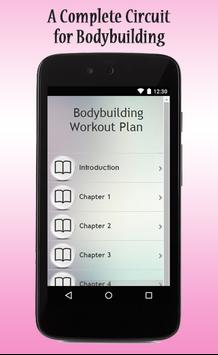 Bodybuilding Workout Plan screenshot 1