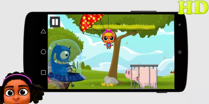 supertoys and me : game adveture screenshot 19