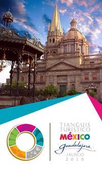 Tianguis Turístico पोस्टर