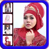 Hijab Kebaya Muslimah Camera icon