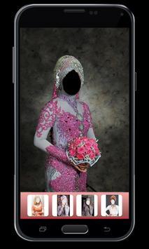 Hijab Kebaya Muslimah Camera poster