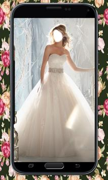 Beauty Wedding Dress Photo poster