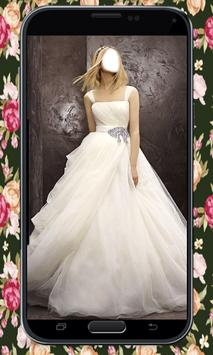 Beauty Wedding Dress Photo apk screenshot