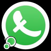 WhatsFake 2 - (Create fake chats) icon