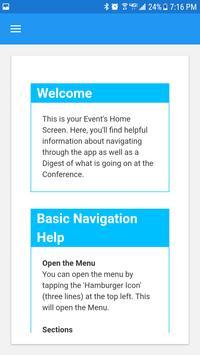Tibcore Events screenshot 2