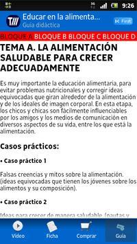 Educar en la nutrición-FREE screenshot 5