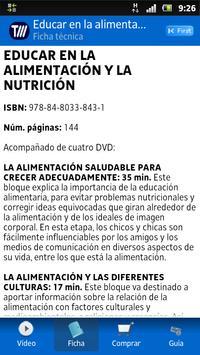 Educar en la nutrición-FREE screenshot 3