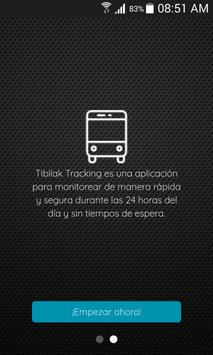 Tibilak Tracking screenshot 1