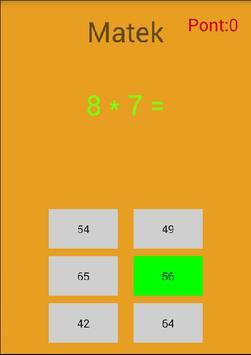 Matek németül - Német matekül screenshot 1