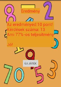 Matek németül - Német matekül screenshot 2