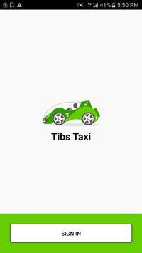 Tibs Taxi screenshot 1