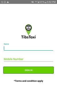 Tibs Taxi screenshot 2