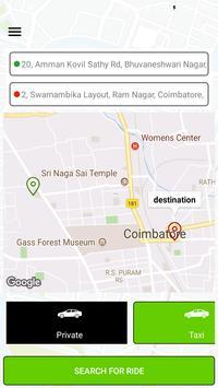Tibs Taxi screenshot 4