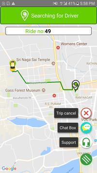 Tibs Taxi screenshot 5
