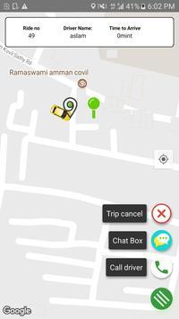 Tibs Taxi screenshot 6