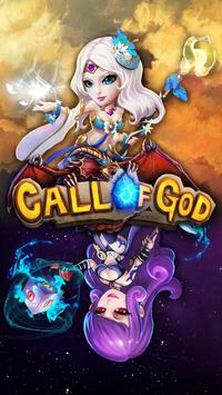 Call of God poster