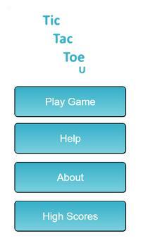 Tic Tac Toe U screenshot 10