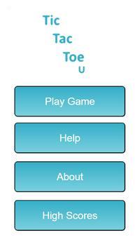 Tic Tac Toe U screenshot 6