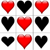Tic Tac Hearts icon