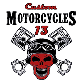 Custom Motorcycles Wallpaper Offline icon