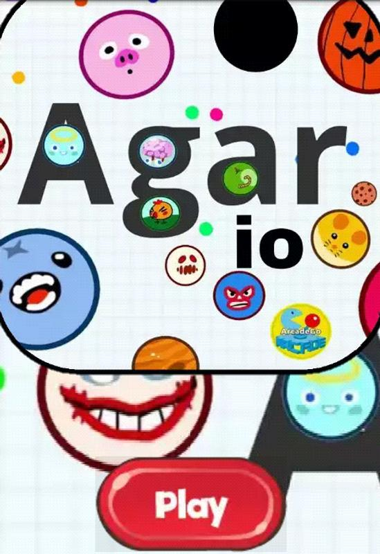 agar.io apk mod unlimited money