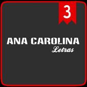 Ana Carolina Musica Letras icon