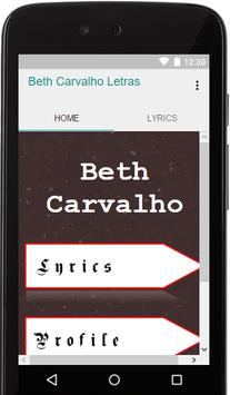 Beth Carvalho Musicas Letras poster