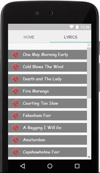 Bellowhead: Musica Letras screenshot 1