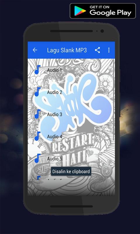 Lagu slank mp3 download