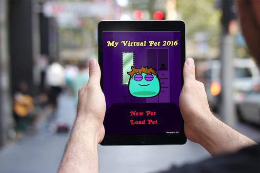 My Virtual Pet 2016 screenshot 3