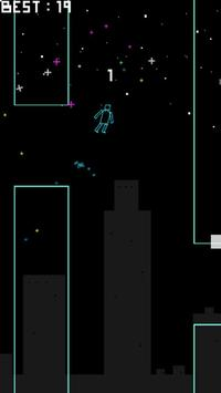 Flappy LineMan-Hiding Obstacle apk screenshot