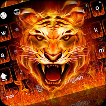 Fire Tiger Wallpapers For Android Apk Download