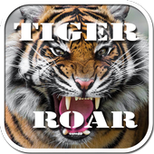Tiger Roar Sound App & Widget icon