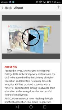 Khawarizmi Int. College screenshot 2