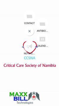 CCSNA App poster