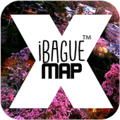 Ibague X Map icon