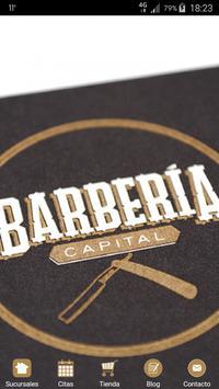 Barberia Capital poster