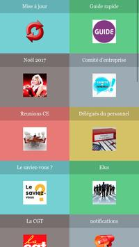 CSC CGT Salon-de-Provence poster