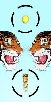 Tiger Ball - Jump ball screenshot 1