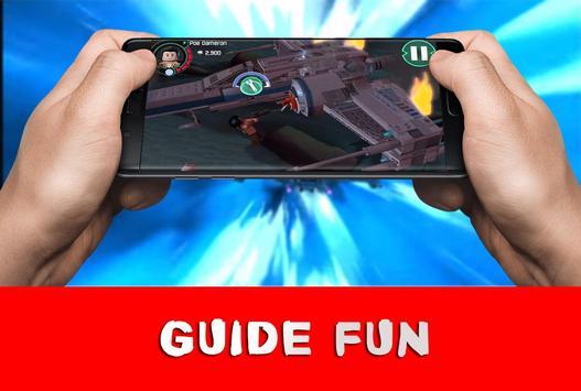 Guide STAR WARS TFA screenshot 2