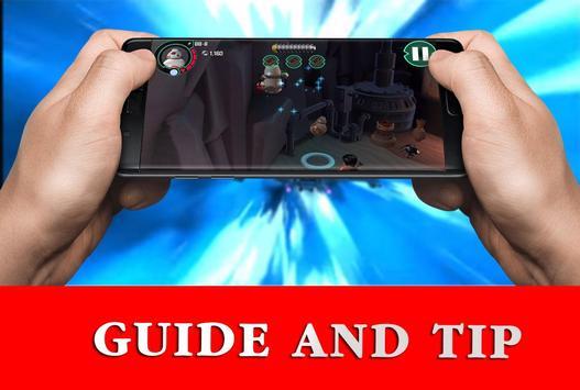 Guide STAR WARS TFA screenshot 6