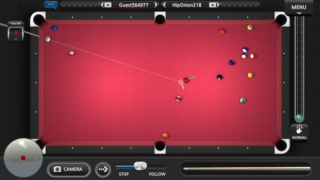 World Championship Billiards imagem de tela 3