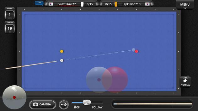 World Championship Billiards imagem de tela 1