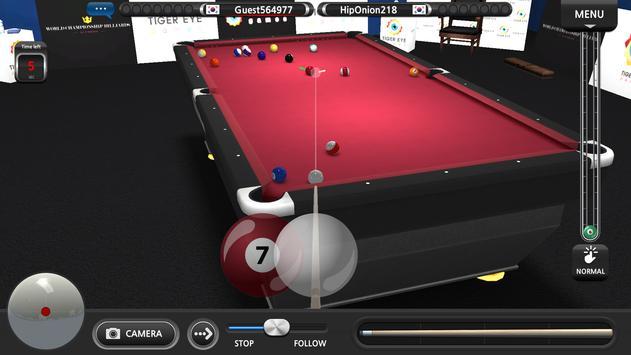 World Championship Billiards imagem de tela 2