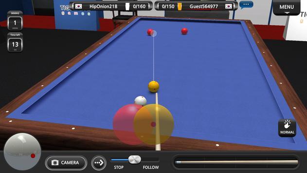 World Championship Billiards imagem de tela 4