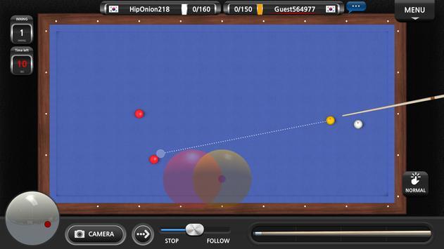 World Championship Billiards imagem de tela 5