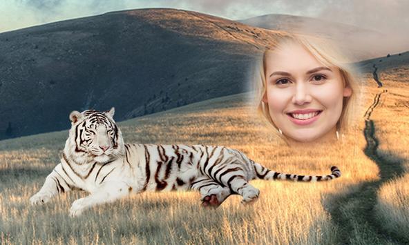 Tiger Photo Frames screenshot 2