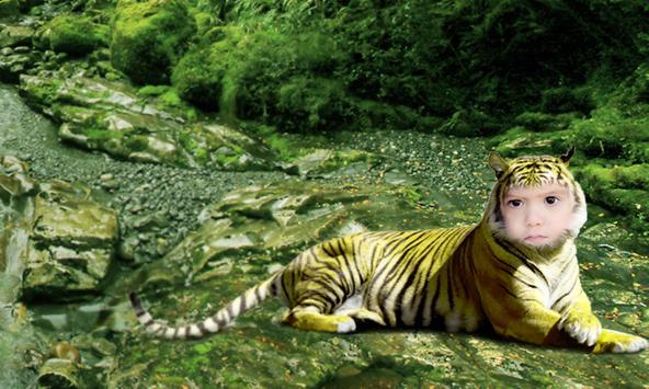 Tiger Photo Frames screenshot 4