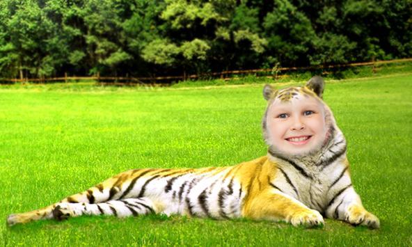 Tiger Photo Frames screenshot 5